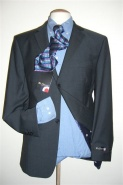 Fashion suits, slim cut range available, some with shiny finish. Ideal for D.J, bands & stagewea
